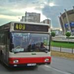 Автобус 409 Аэропорт-Варна-Золотые пески